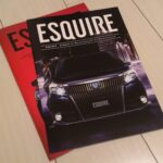 ESQUIRE Gi「Black-Tailored」