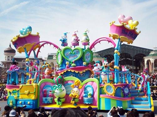 うさたまを探せ!東京ディズニーランドでディズニー・イースター2017が開催