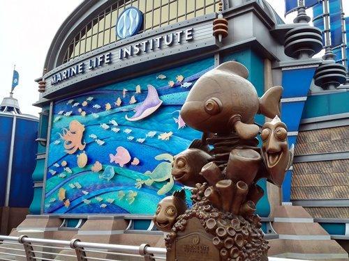 東京ディズニーシーでゲスト参加コンテンツ「ファインディング・ニモ&フレンズ」が開催