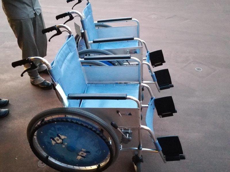 車椅子でも大丈夫?東京ディズニーシーで車椅子対応のアトラクションに乗ってきた