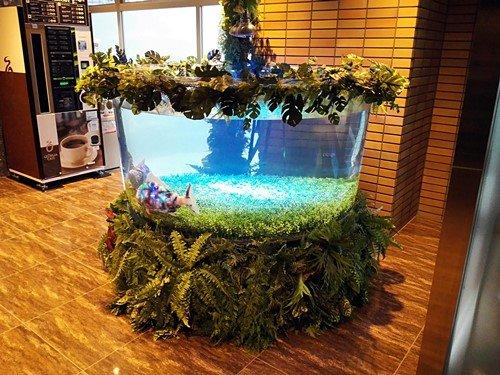 変なホテル舞浜・水槽