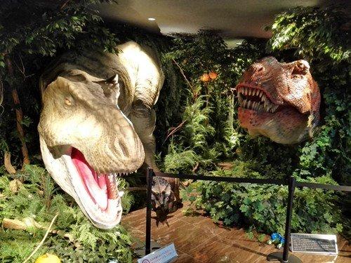 変なホテル舞浜・恐竜