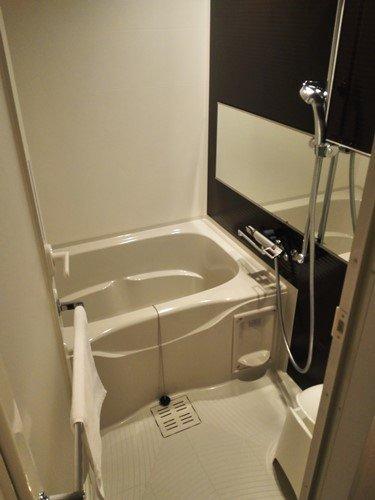 変なホテル舞浜・バスルーム