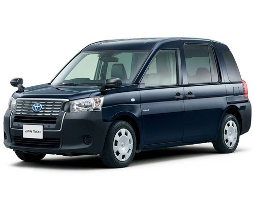 TOYOTAの新タクシー「JPN TAXI」は大いに期待